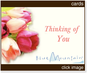 Blue Mountain Cards